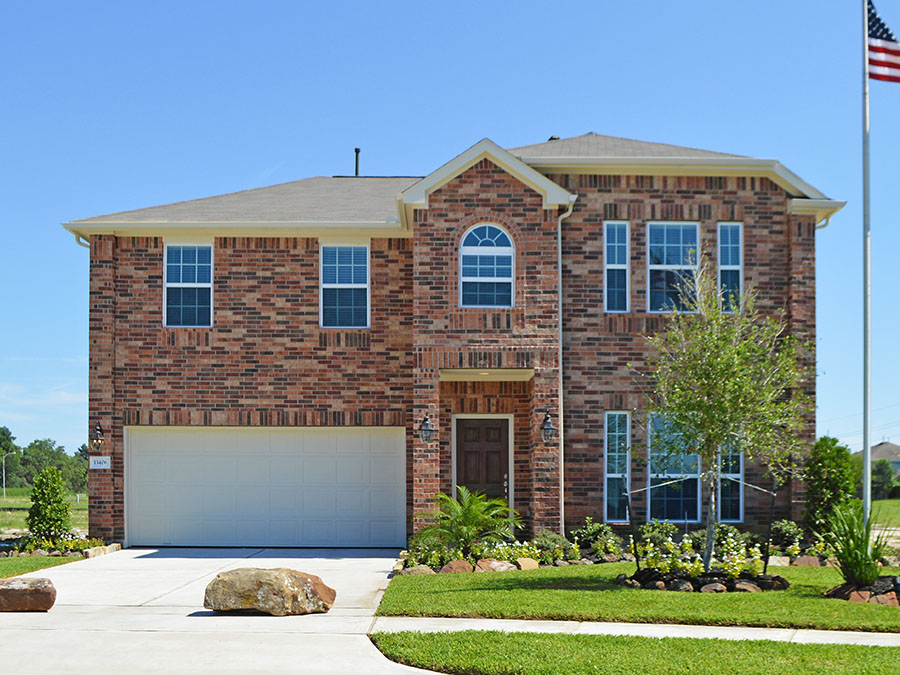 Silverchase New Homes In Houston Tx Anglia Homes Lp