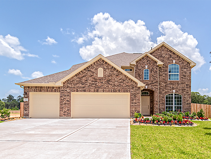 Brand New Homes in New Caney, TX