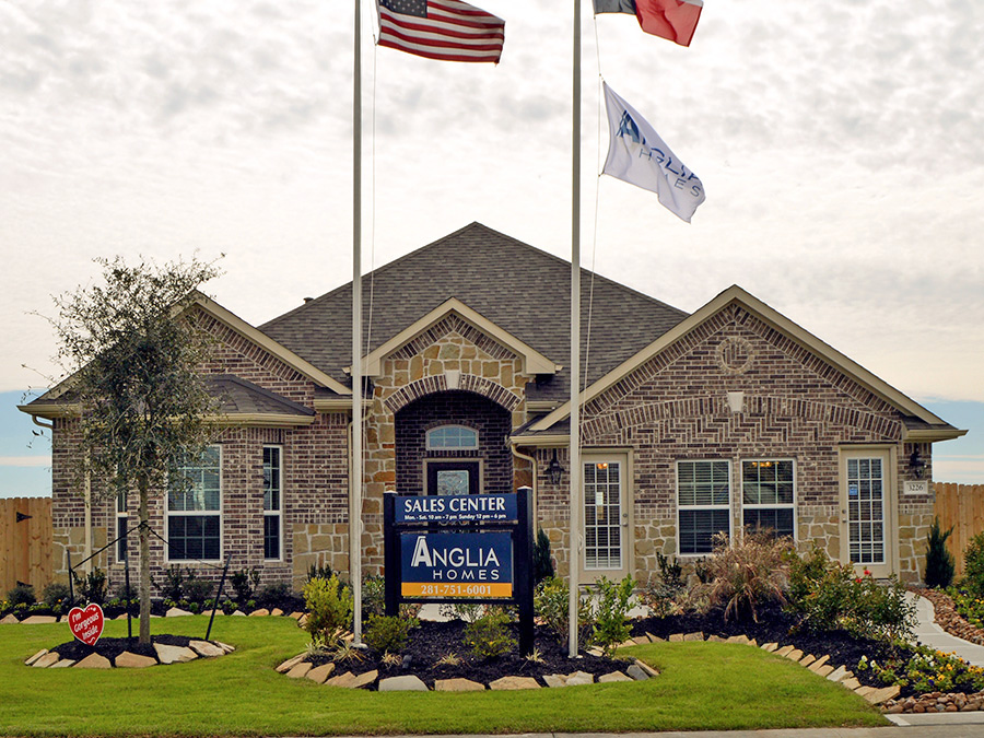 The Magnolia Landing Model Home