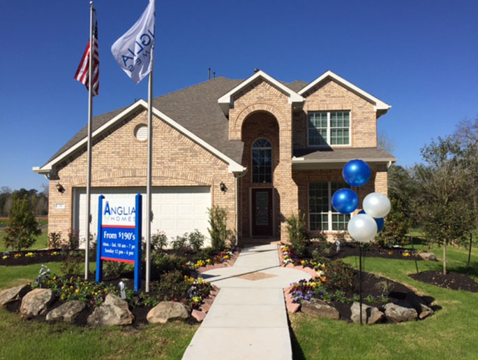 Panorama Village Model & New Homes in Panorama Village TX 77304 | Panorama Village - Anglia ...
