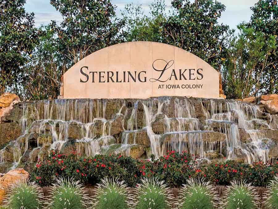 The Sterling Lakes 100' New Home Model