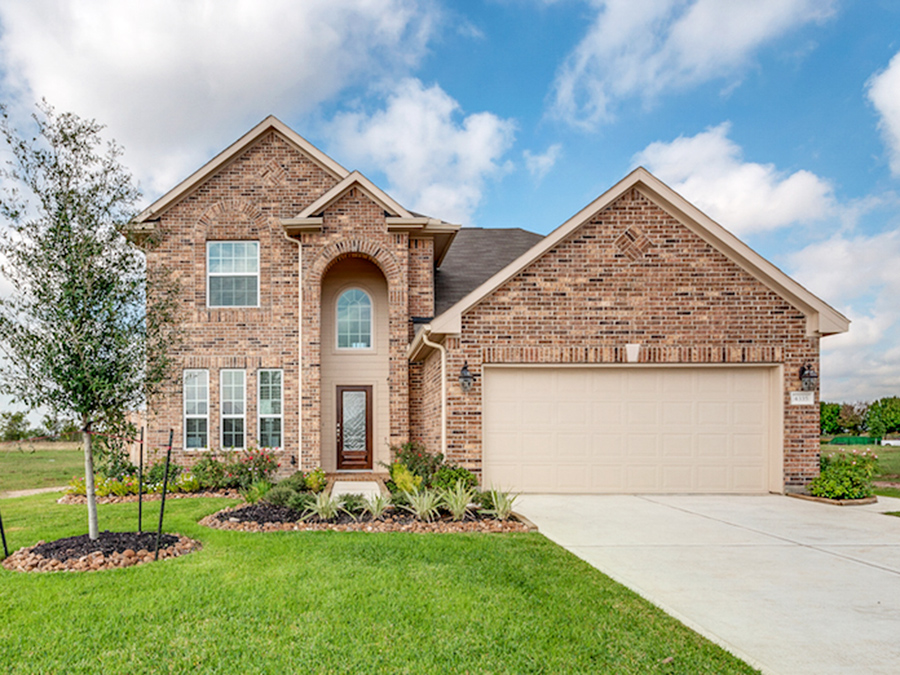 The Windstone Colony South New Home Model