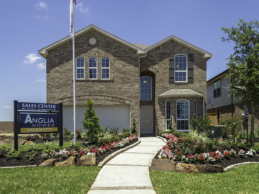 The Lago Mar New Home Model