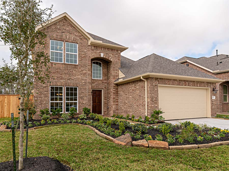 The Hunters Creek Model Home