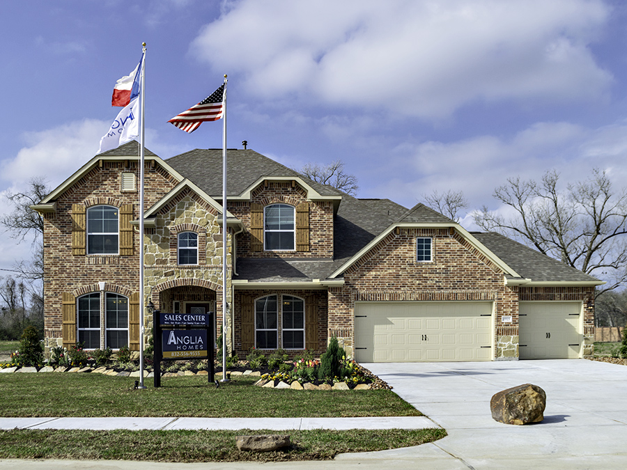 The Icet Creek Crossing Model Home