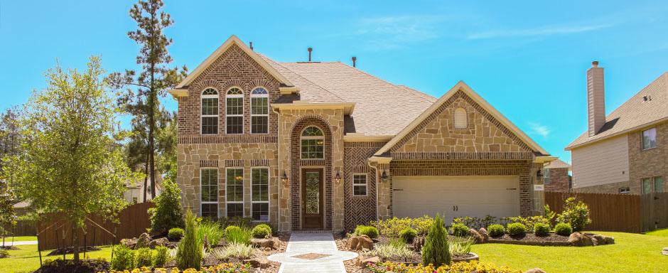 Houston Texas New Homes Anglia Homes Lp