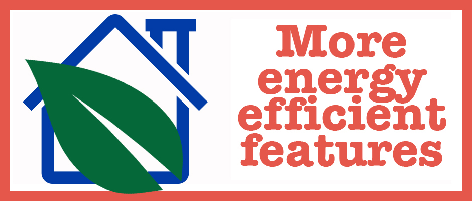 Say no to rent anglia homes lp for Energy efficient house features