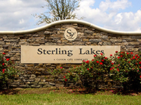 Sterling Lakes 100'