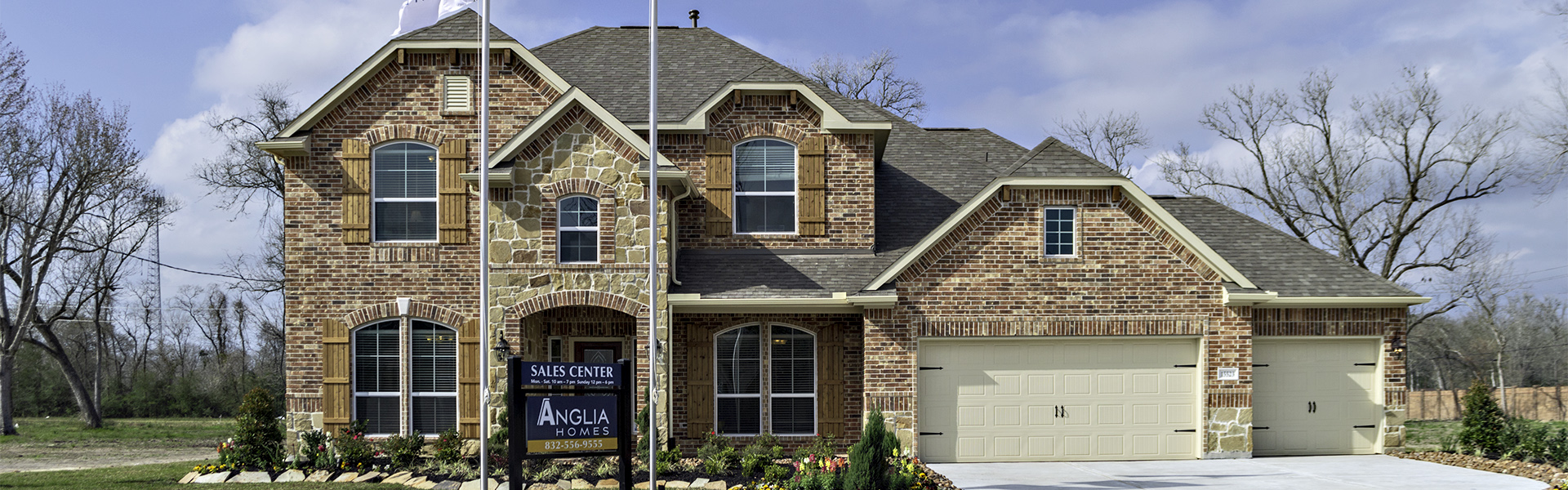 New Home Builders in Houston TX - Anglia Homes LP