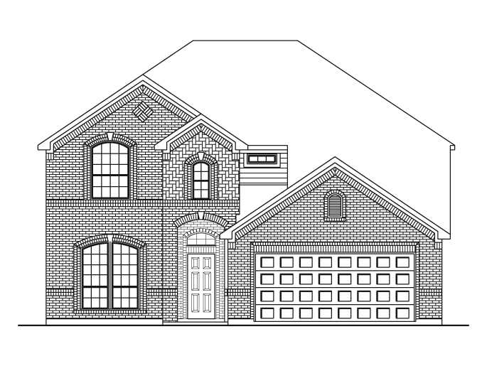 New 2Story House Plans in Katy TX – Postwood Homes Floor Plans