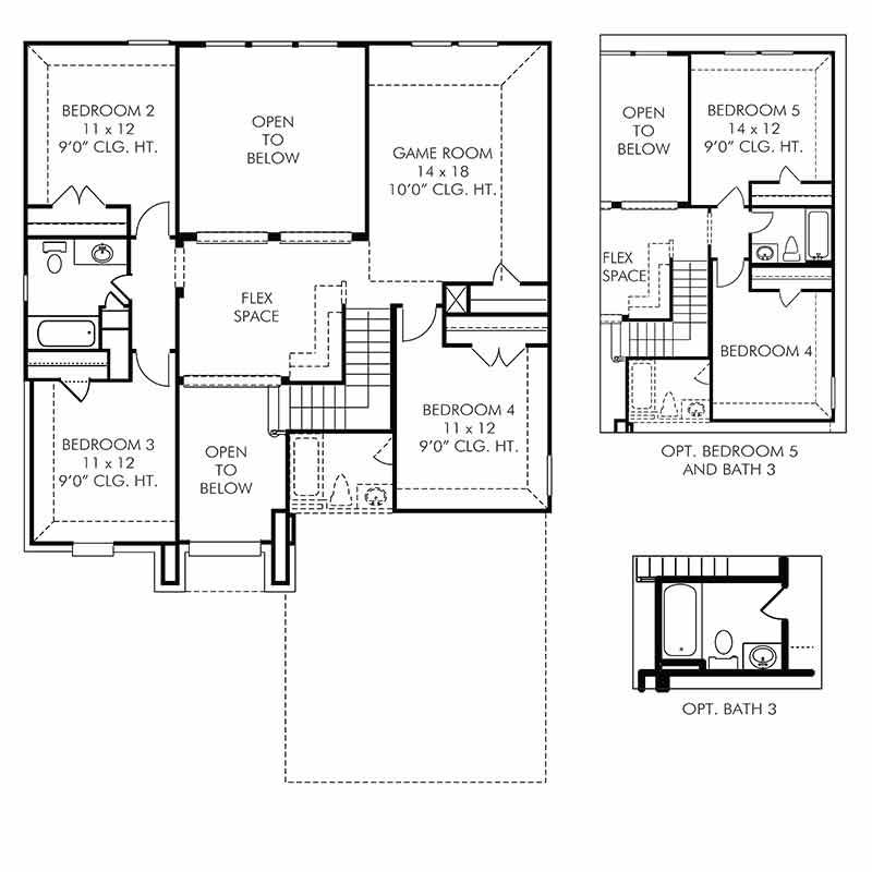The Haydock Floor Plan