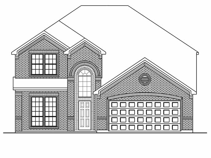 New Homes in Panorama Village TX 77304 | Panorama Village - Anglia ...
