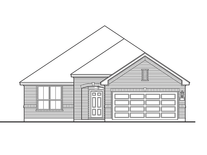 New 3 Bedroom Homes for Sale in Conroe TX | 2209 Orchid Hill Drive ...