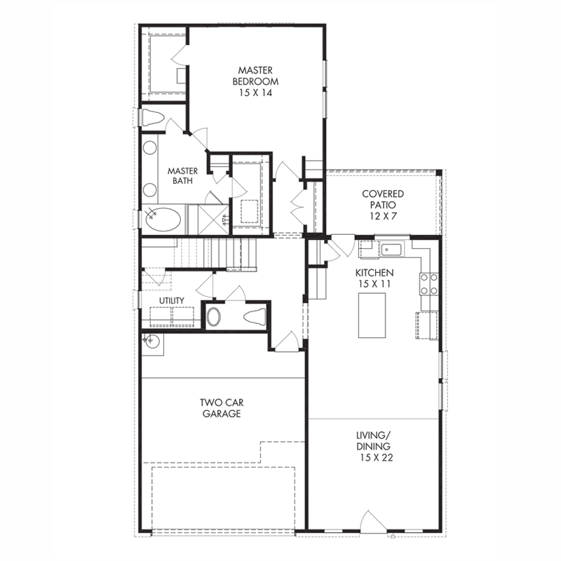 The Kingston Floor Plan