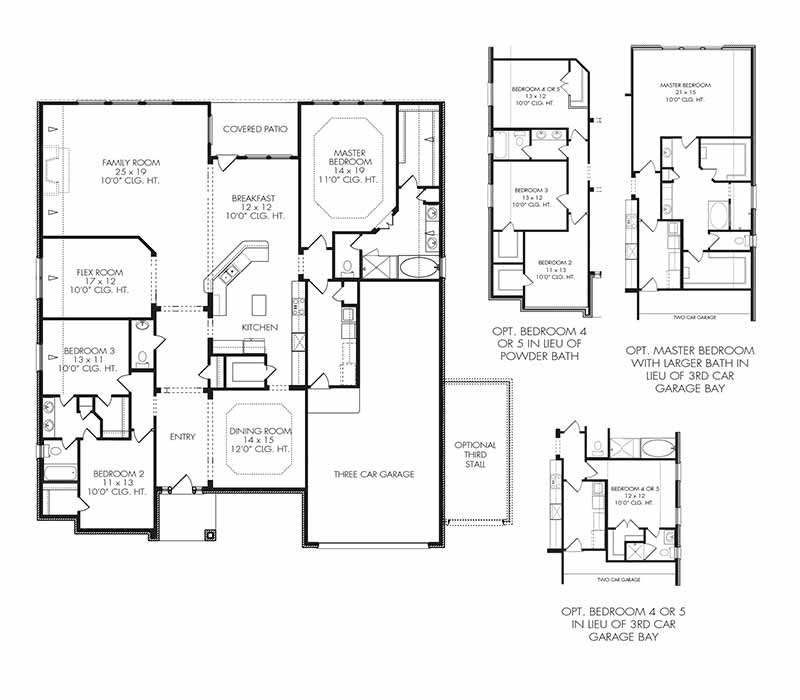 The Stanway Floor Plan