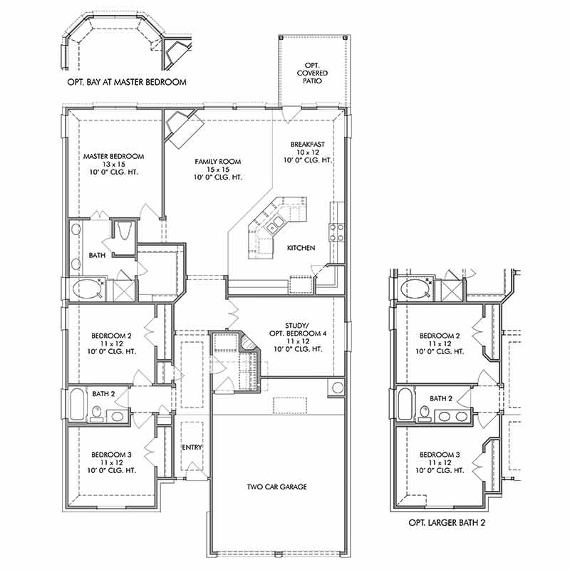 The Wetherby Floor Plan