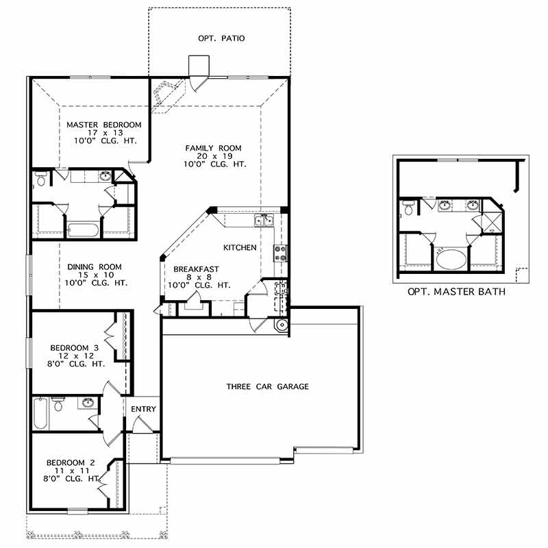 The York Floor Plan