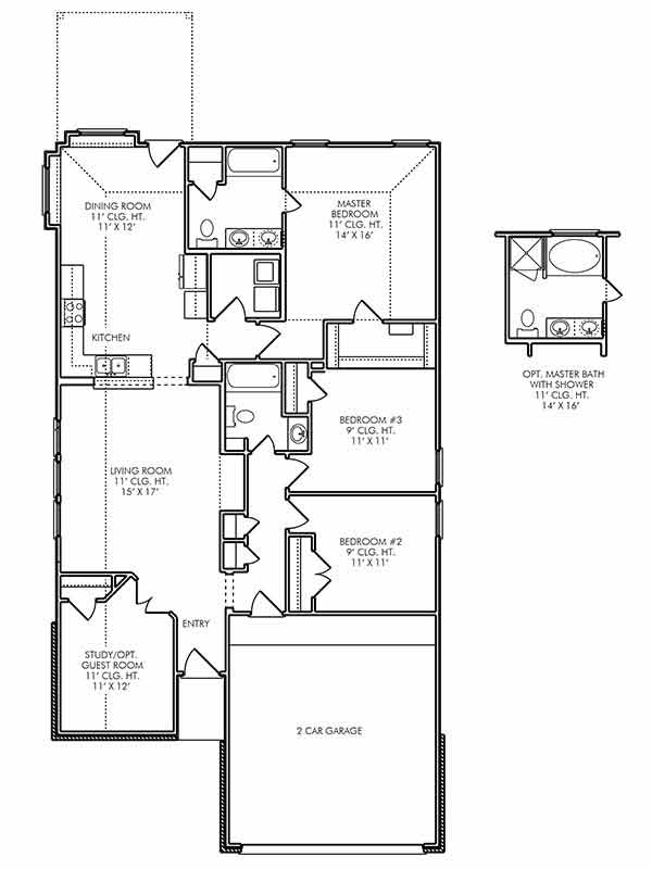 Floor-Plan5 Open Single Story House Plans With Photos on luxury open house plans, 1500 square feet house plans, single story open floor, open floor plans, split level open house plans, 16 x 30 house plans, open great room house plans, 2000 ft open house plans, simple one story floor plans, traditional one story house plans, single floor house plans, ranch open house plans, one story mediterranean house plans, best one story house plans, rustic open house plans,