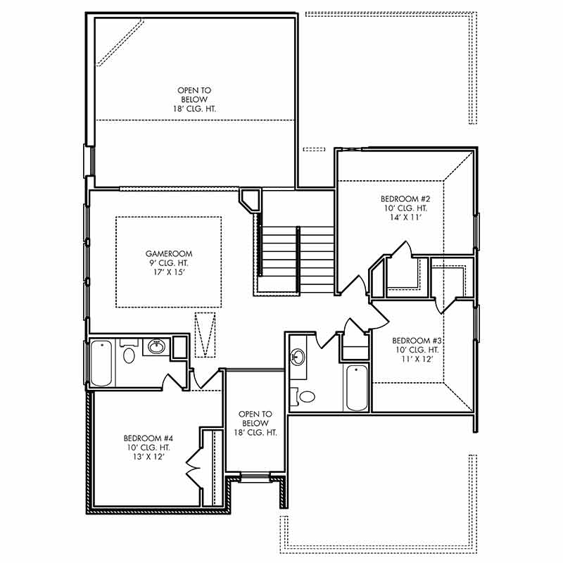 The Winchester Floor Plan