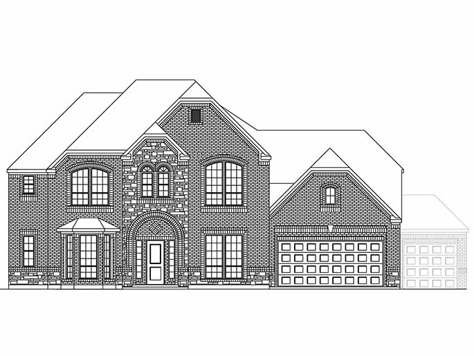 New 4 Bedroom Homes for Sale in Conroe TX | 3381 Wooded Lane ...