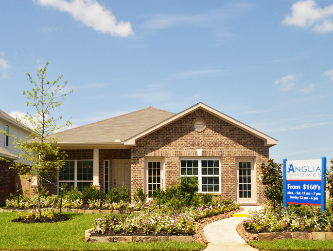 New Model Homes For Sale In Houston Tx 7515 Welsh Stone