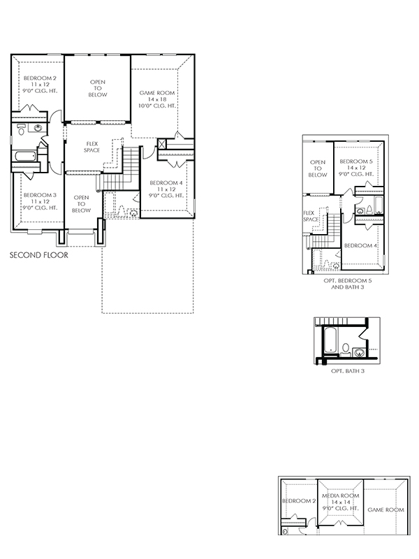 New 2 story house plans in brookshire tx the haydock at for The willow house plan