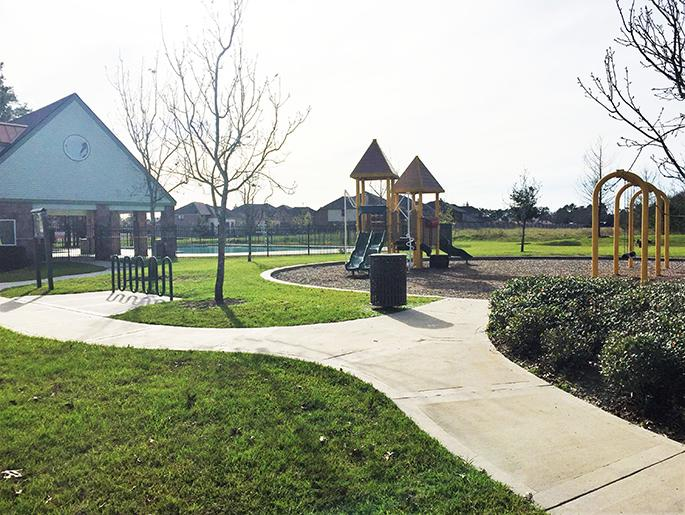 Community Clubhouse & Playground