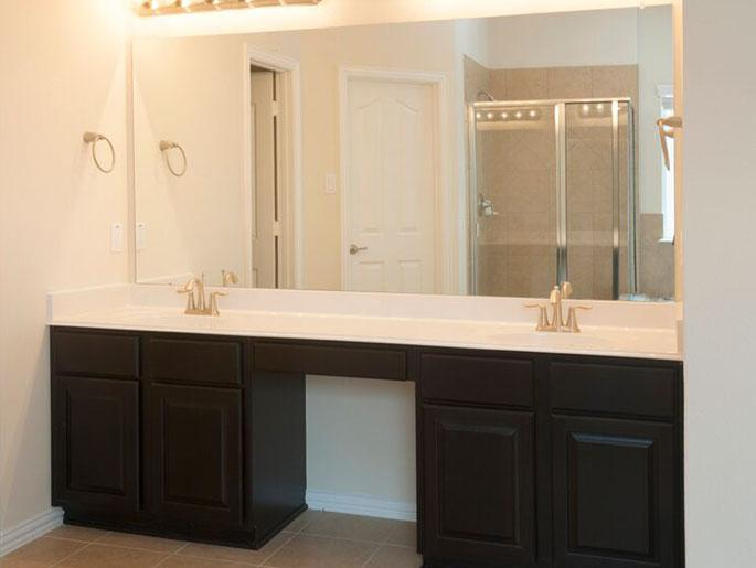 Master Bathroom - Vanity