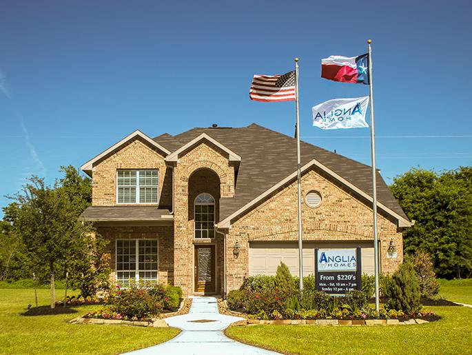 Lakecrest Forest Model Home (The Chester, Elevation B)