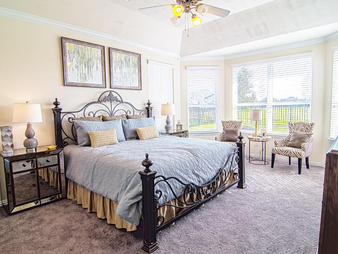 Master Bedroom (The Wetherby)