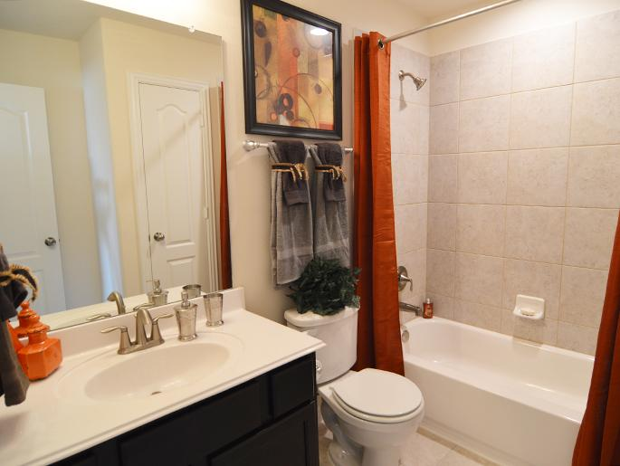 Secondary Bathroom (The Ascot)