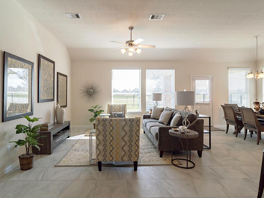 The Kings Mill 50' Model Home
