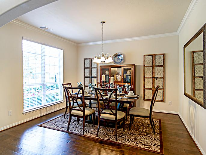Formal Dining Room (The Hastings)