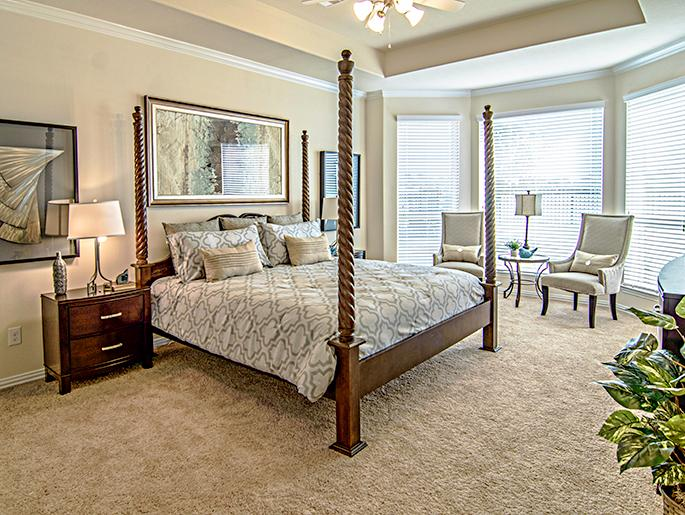 Master Bedroom (The Hastings)