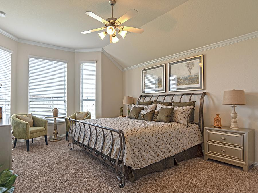 The Willow Creek Farms Brighton Model