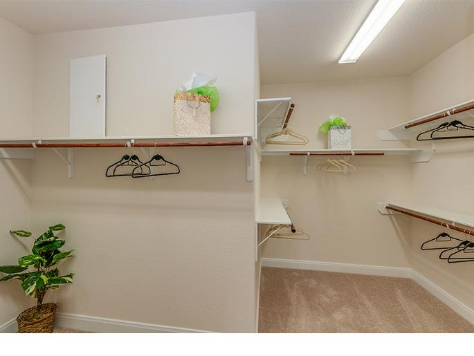 Master Closet (The Acton, Elevation B)